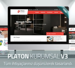 UK Medya Platon V3 Kurumsal Firma Scripti