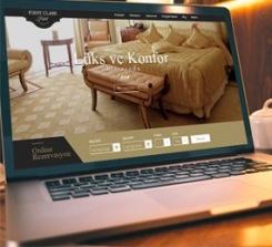 UK MedyaOtel, Motel, Pansiyon Website
