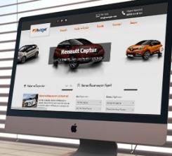UK Medya Profesyonel Rent a Car Firma Scripti