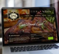 UK Medya Restaurant - Cafe - Lokanta Scripti